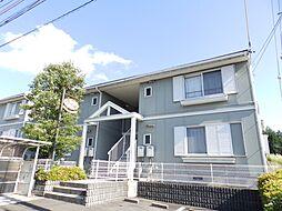三重県四日市市山城町の賃貸アパートの外観
