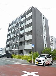 大阪府大阪市東住吉区矢田1丁目の賃貸マンションの外観