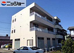 KマンションII[2階]の外観