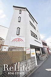 OMレジデンス上新庄駅前[103号室]の外観