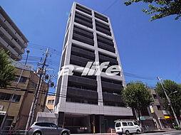 兵庫県神戸市中央区北長狭通8丁目の賃貸マンションの外観
