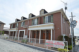 兵庫県たつの市龍野町富永の賃貸アパートの外観