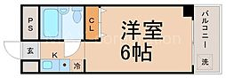 メゾン・ド・ソアレ[1階]の間取り
