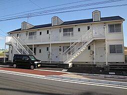 ワキタハイツA[2階]の外観