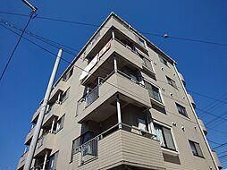 レジデンスMC[4階]の外観