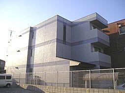 奈良県大和郡山市茶町の賃貸マンションの外観