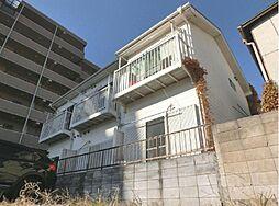 埼玉県川口市中青木5丁目の賃貸アパートの外観