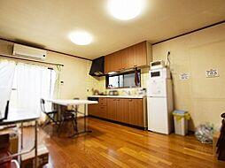 京都市下京区八軒町 4LDKの居間
