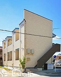 愛知県名古屋市南区氷室町の賃貸アパートの外観