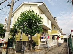 大阪府岸和田市作才町の賃貸アパートの外観