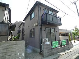 BFハウス[1階]の外観