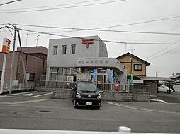 浜北中瀬郵便局(802m)