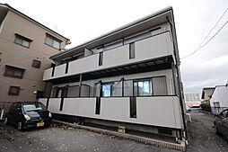 愛知県名古屋市中川区新家1丁目の賃貸アパートの外観