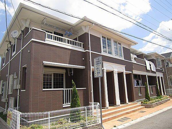 愛知県小牧市応時3丁目の賃貸アパート