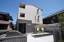 埼玉県桶川市寿2丁目の賃貸アパートの外観