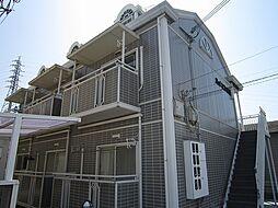 兵庫県加古郡播磨町東野添2丁目の賃貸アパートの外観