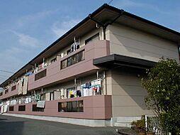 静岡県駿東郡長泉町南一色の賃貸アパートの外観