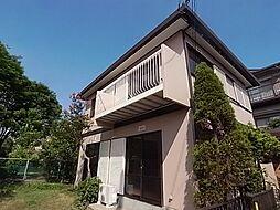 [一戸建] 東京都八王子市南陽台3丁目 の賃貸【/】の外観
