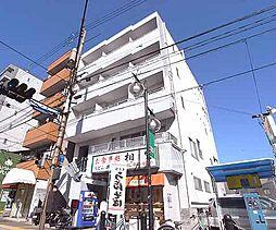 京都府京都市上京区尼ケ崎横町の賃貸マンションの外観