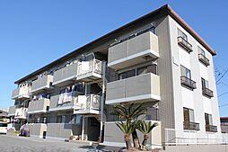 レジデンス東太田[101号室]の外観