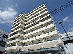 兵庫県神戸市東灘区住吉南町2丁目の賃貸マンションの外観