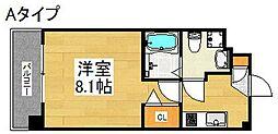 FDS WILL KOHAMA[9階]の間取り