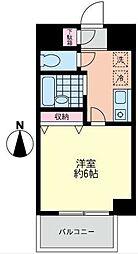 ルート藤沢[7階]の間取り