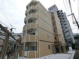 Goパレス福島[601号室]の外観