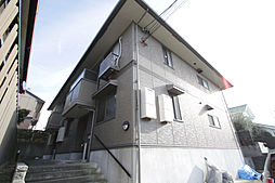 愛知県名古屋市緑区鶴が沢1丁目の賃貸アパートの外観
