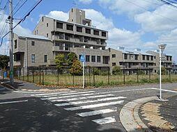 神奈川県横浜市都筑区富士見が丘の賃貸マンションの外観