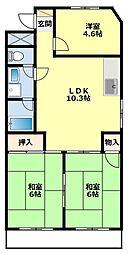 新豊田駅 5.8万円