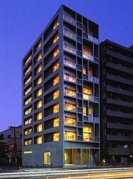 東京都目黒区目黒2丁目の賃貸マンションの外観