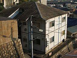 広島県呉市阿賀中央4丁目の賃貸アパートの外観