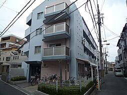 木島マンション[102号室]の外観