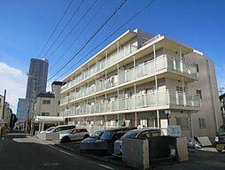 新子安加瀬ハイツ[1階]の外観