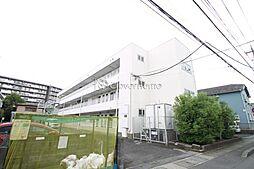 神奈川県海老名市社家の賃貸アパートの外観