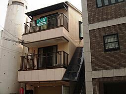 水笠ハイツ[3階]の外観