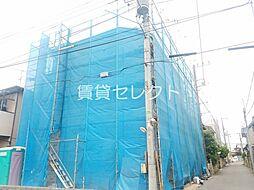 松戸新田 HAPPY HOUSE マツドシンデンハッピーハウス[102号室]の外観