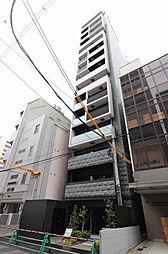 プレサンス心斎橋ニスト[202号室]の外観