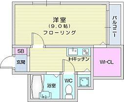 愛宕橋駅 4.7万円