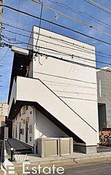 愛知県名古屋市千種区豊年町の賃貸アパートの外観