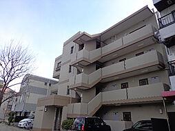 ノーブル日高[3階]の外観