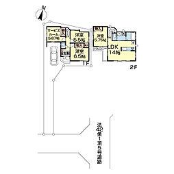 西新井駅 3,810万円