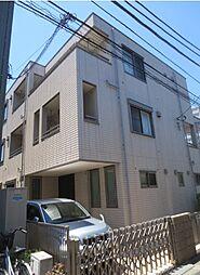 東京都豊島区西巣鴨2丁目の賃貸マンションの外観