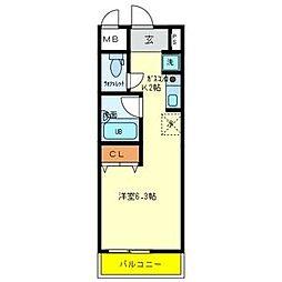 寺地町駅 4.0万円