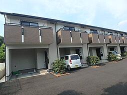 [テラスハウス] 茨城県笠間市泉 の賃貸【/】の外観
