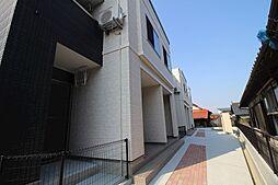 山口県下関市長府才川1丁目の賃貸アパートの外観