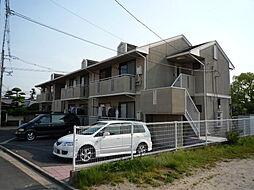 平成ハタI[2階]の外観