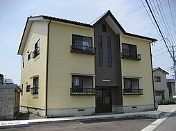 石川県金沢市八日市1丁目の賃貸アパートの外観