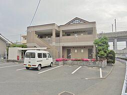 広島県福山市東深津町6丁目の賃貸アパートの外観